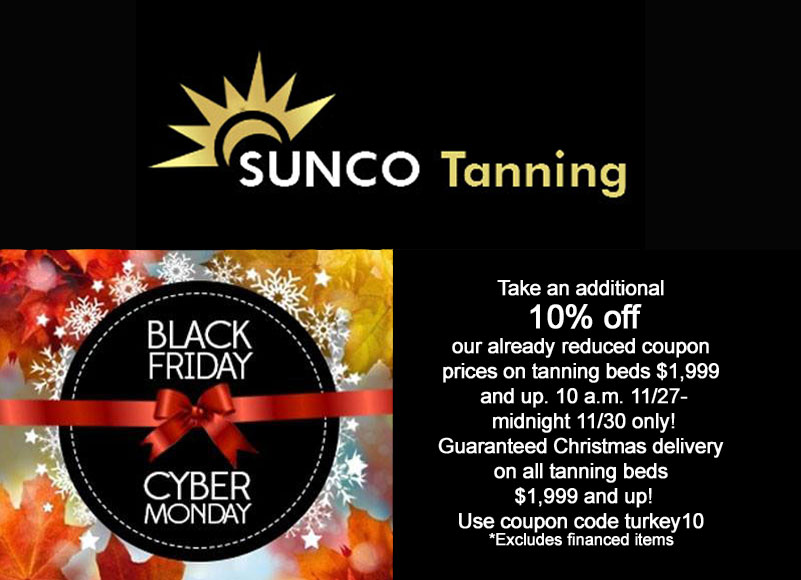 Sunco Tanning Logo